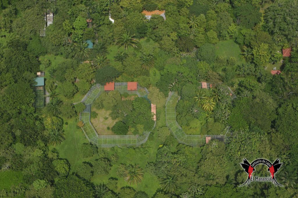 NATUWA, the bigges Animal Wildlife Rescue Center of Costa Rica