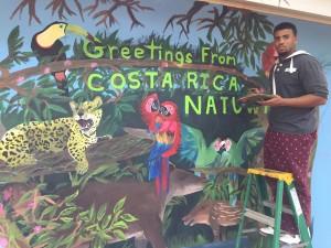 Mural NATUWA.
