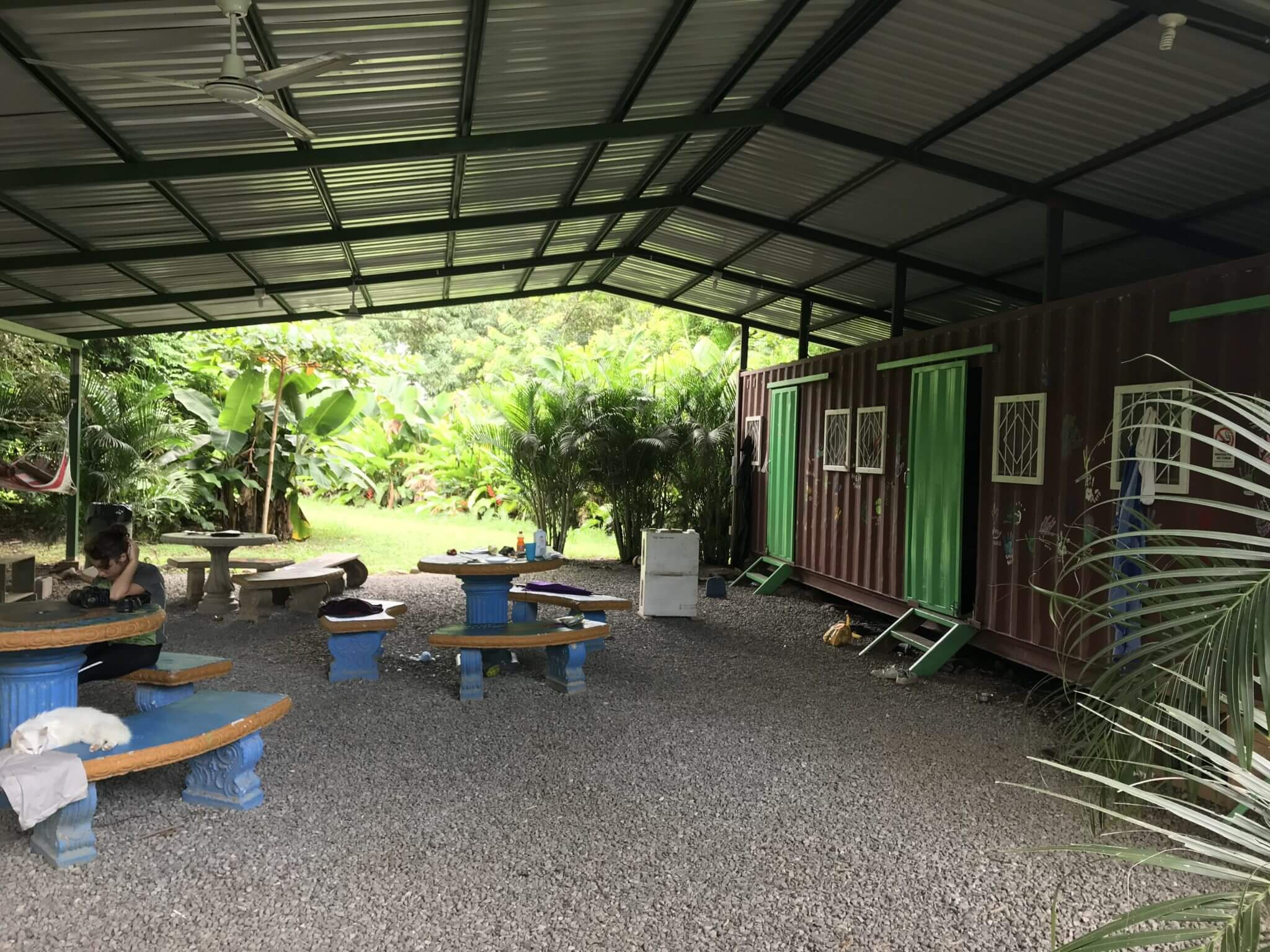 NATUWA volunteer facilities