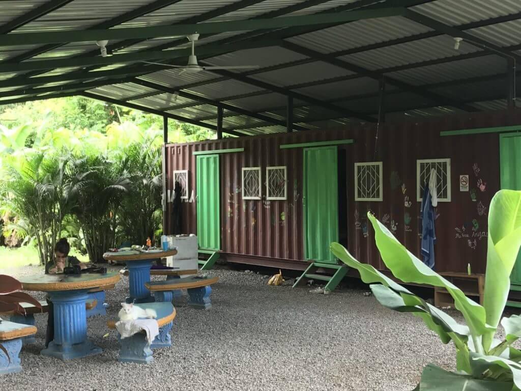 NATUWA's Volunteer house