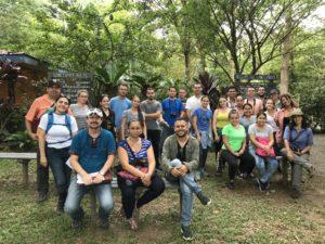 Voluntariado corporativo con animales silvestres